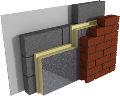celotex CF5097 full fill cavity wall insulation
