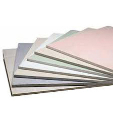 all types of plasterboard