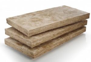 Fibreglass cavity wall insulation