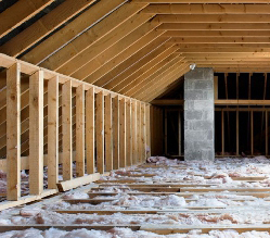 Insulating your Loft space for various uses