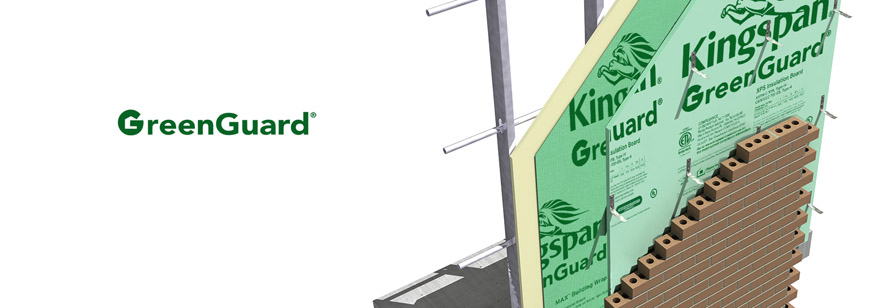 kingspan Greenguard insulation