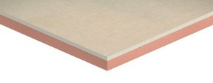 Kingspan Kooltherm insulated plasterboard