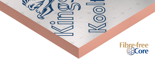 Kingspan insulation Kooltherm range