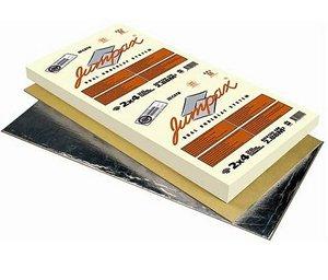 Jumpax acoustic floor insulation