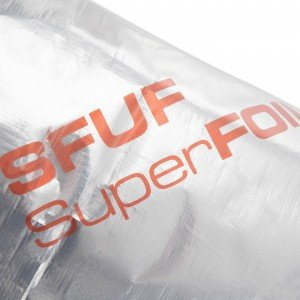 Superfoil underfloor multifoil